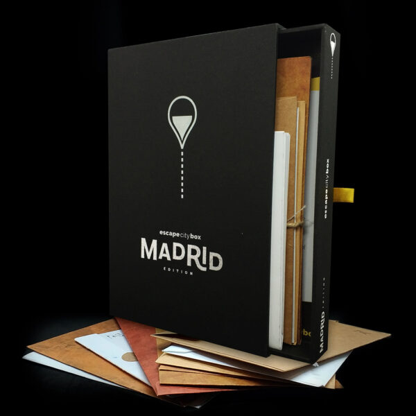 Escape city Madrid Edition