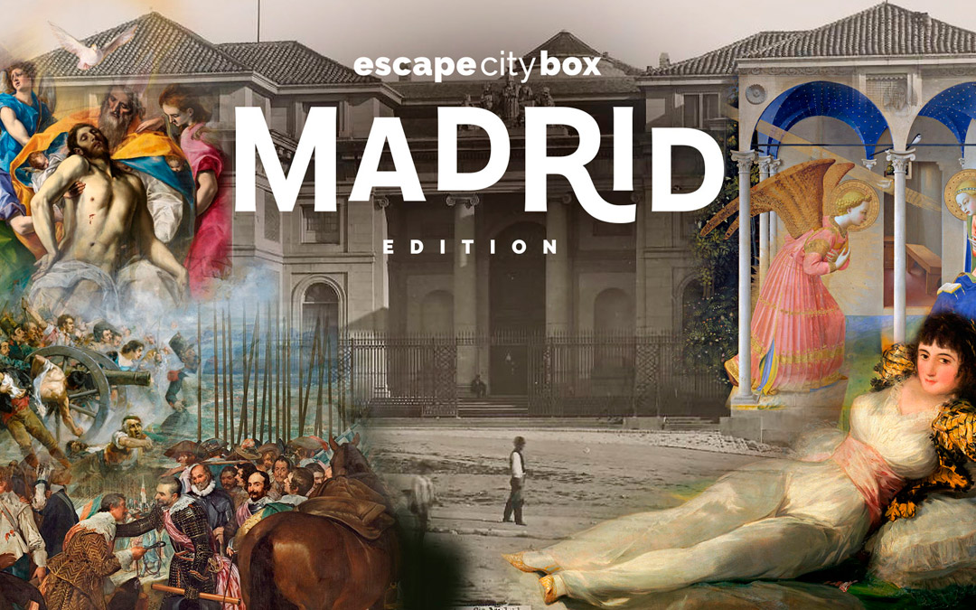 Escape Room al aire libre en Madrid