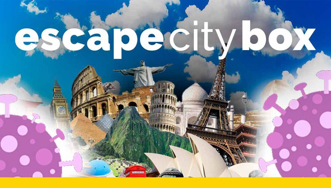 El Escape Urbano: la opción de ocio durante el POST-COVID19
