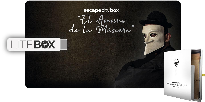 Escape city box Bilbao Edition
