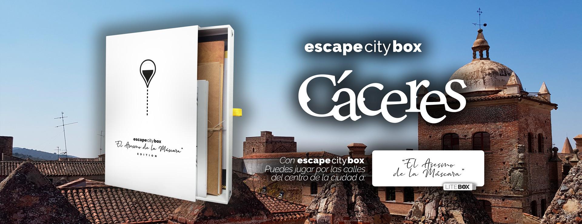 City games en Cáceres