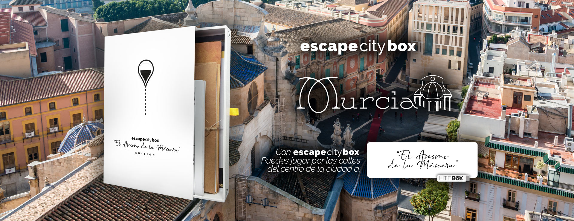 City Escape en murcia