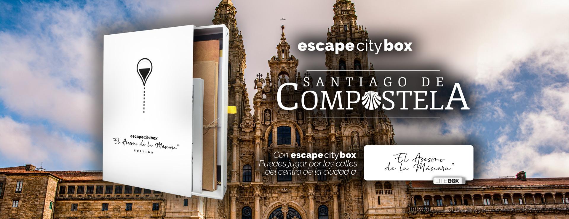 City Escape en Santiago de compostela