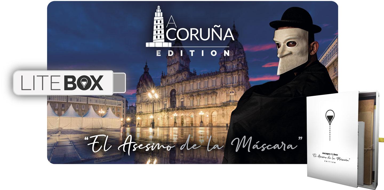 Juegos de escapismo en A Coruña