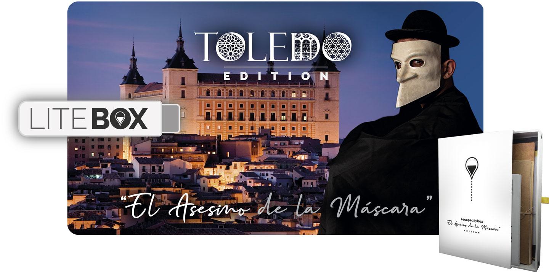 Juegos de escapismo en Toledo