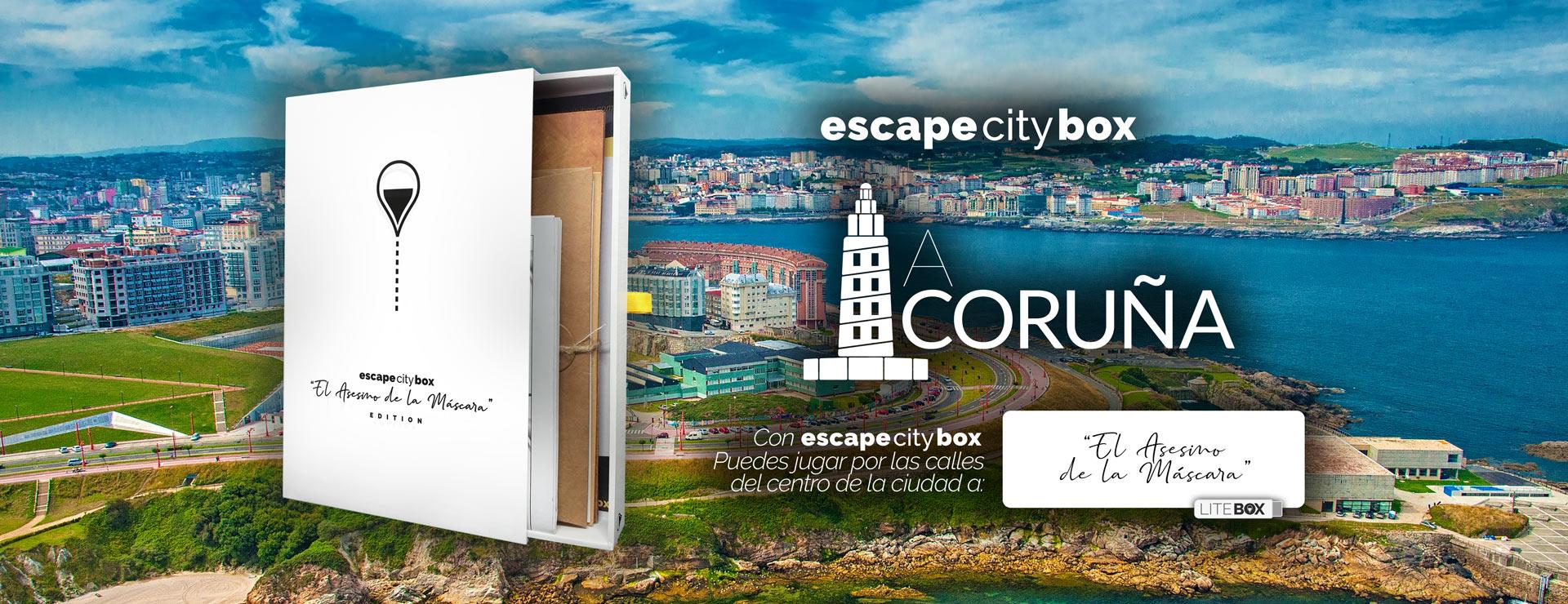 Escape Room en A Coruña