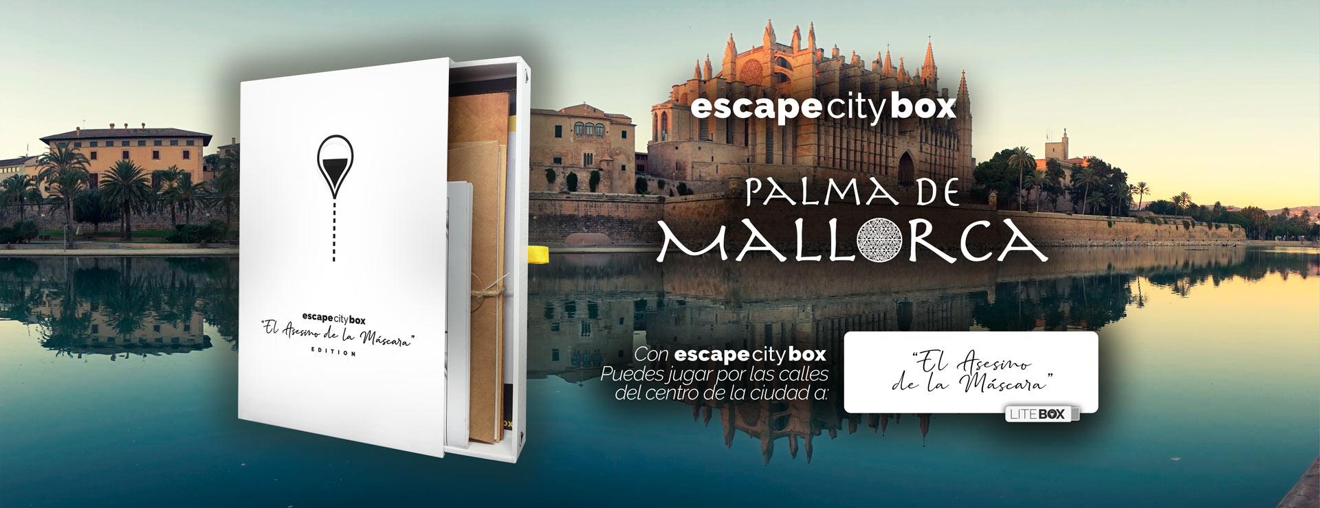 City Escape en Palma de Mallorca