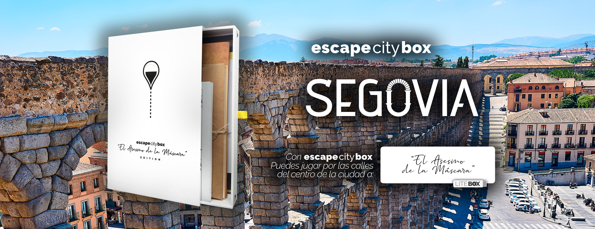City Escape en Segovia