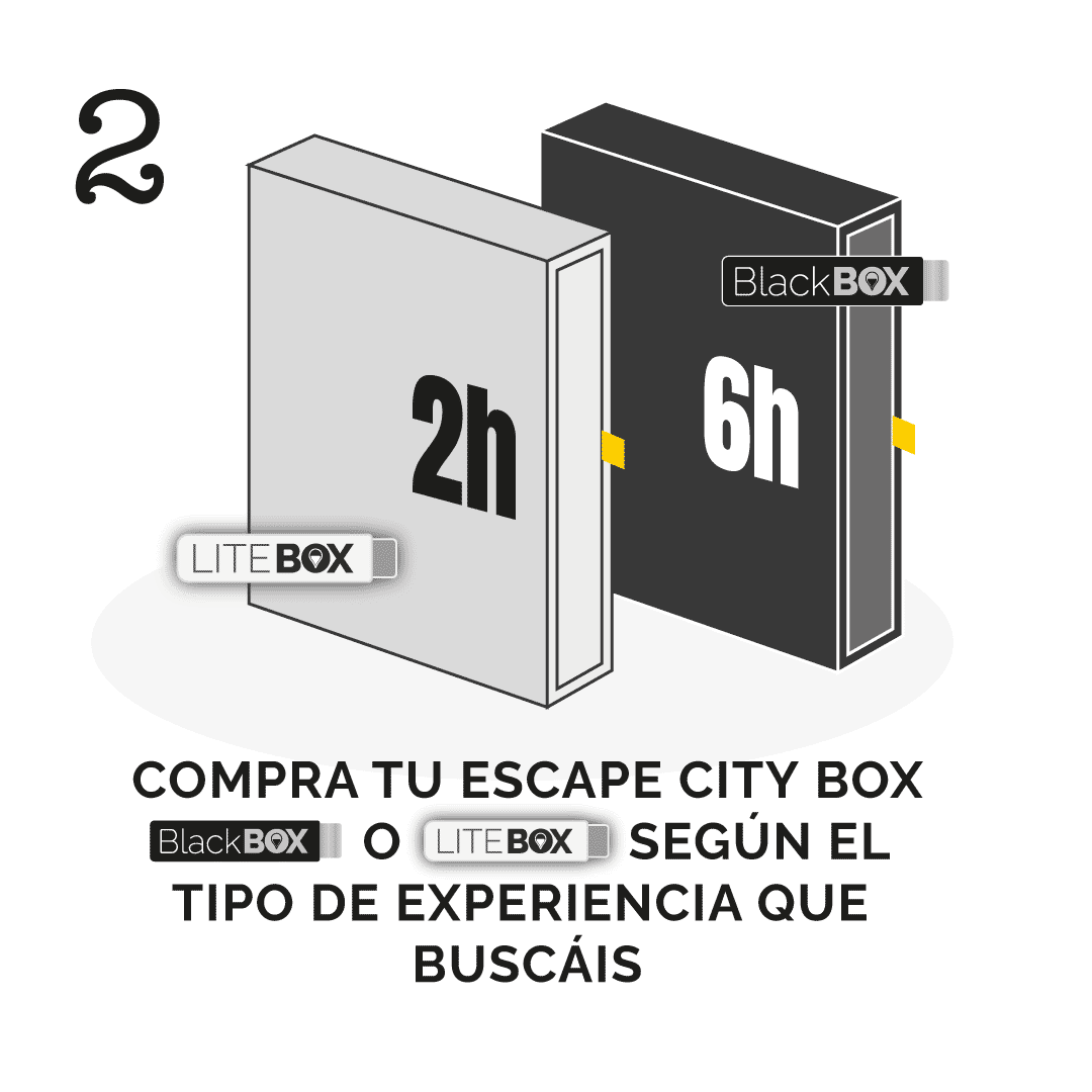 Como jugar escape city box