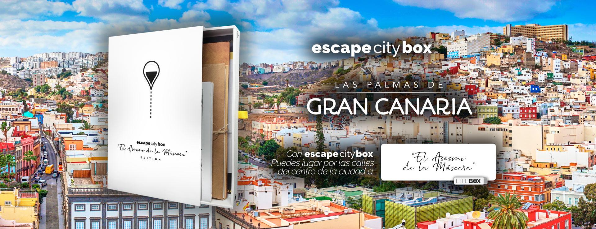Escape Room Las Palmas de Gran Canaria