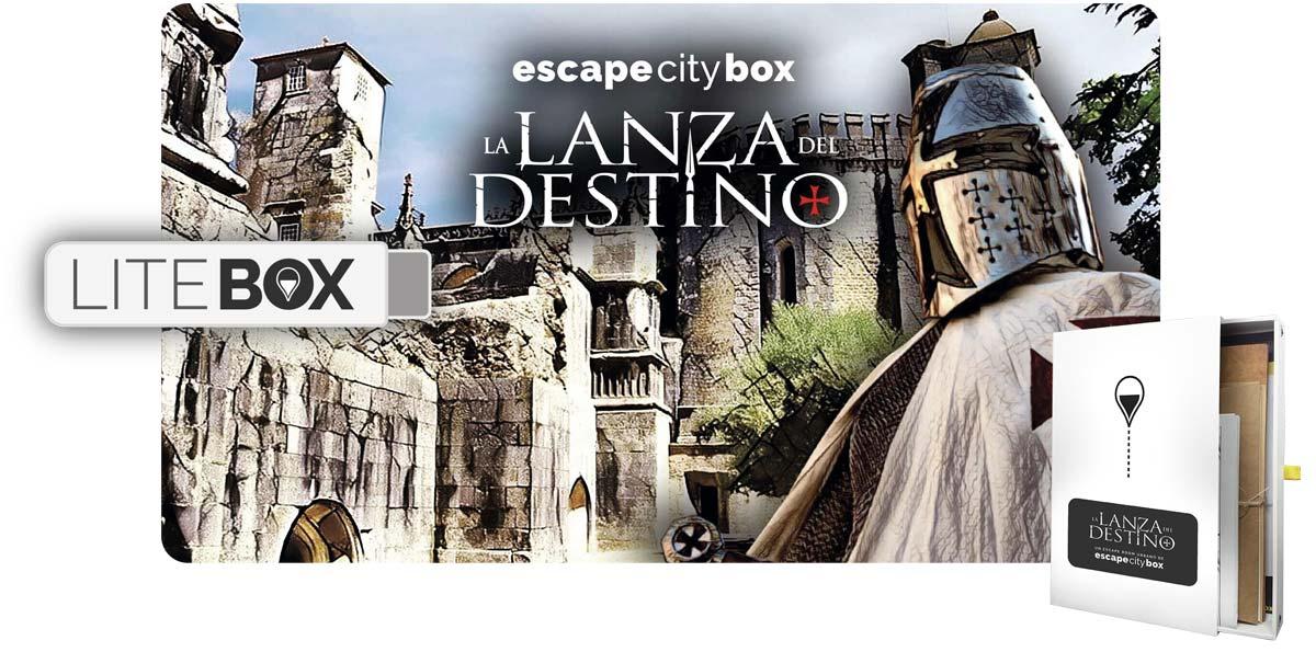 Escape city box Barcelona Edition