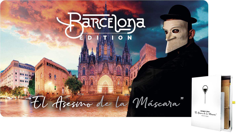 Juegos escapismo Barcelona