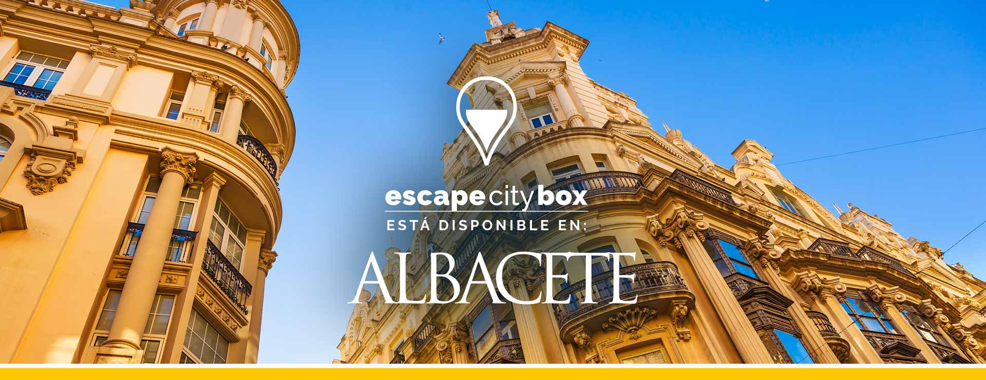 City Escape en Albacete