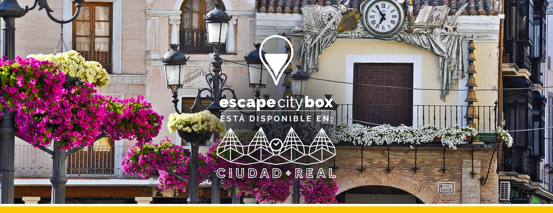 Escape room en ciudad real