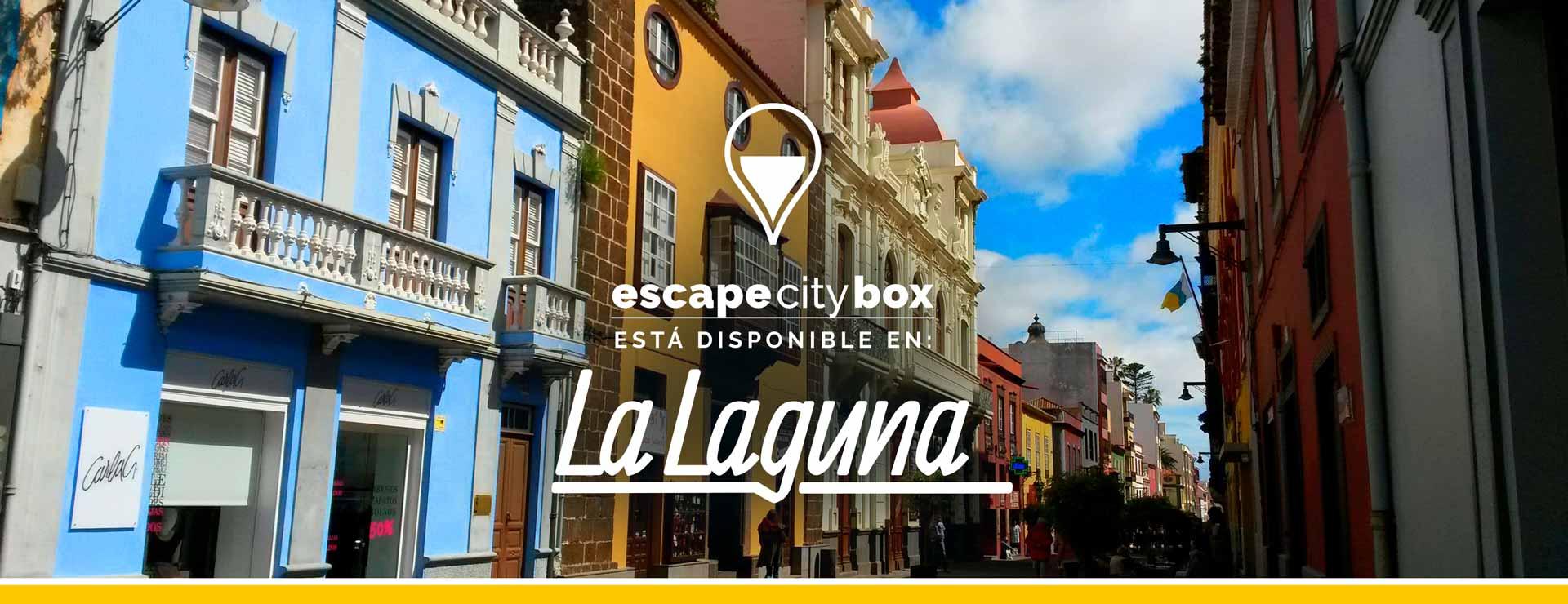 Escape room en La Laguna