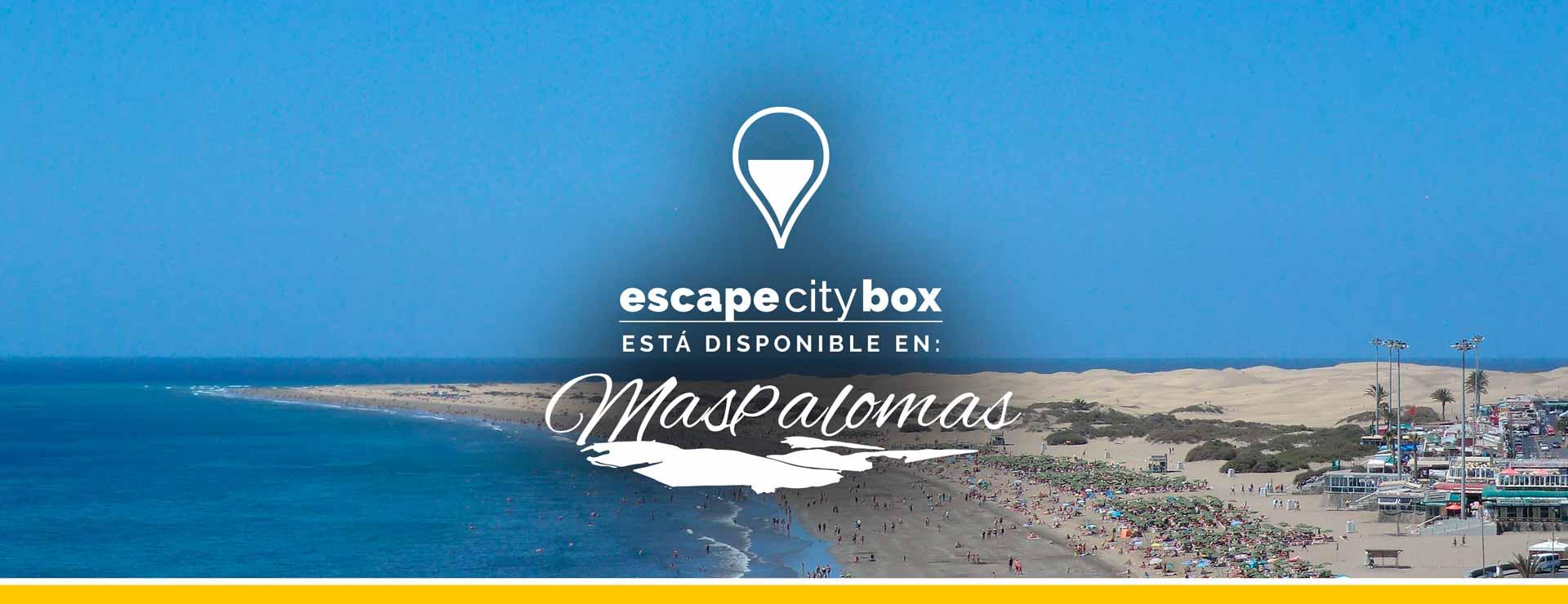 Escape room en Maspalomas