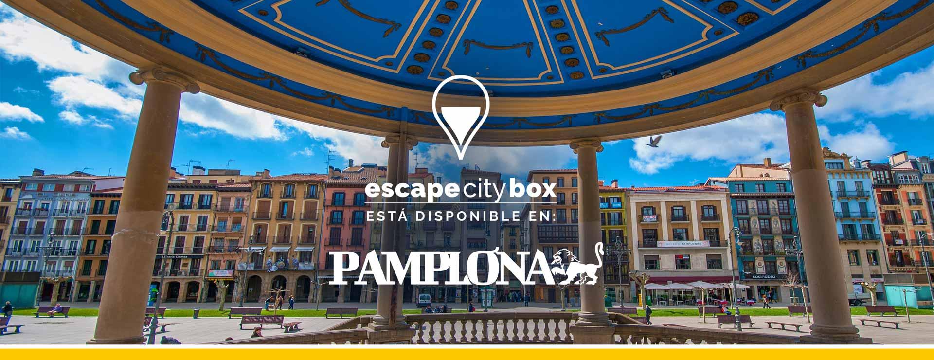 City Escape en Pamplona