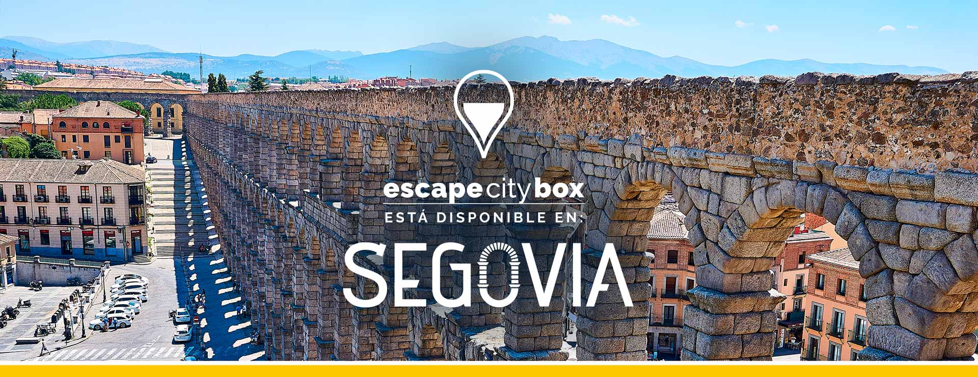City Escape en Segovia