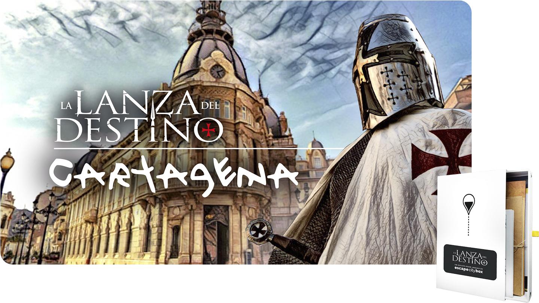 Escape City Box Cartagena