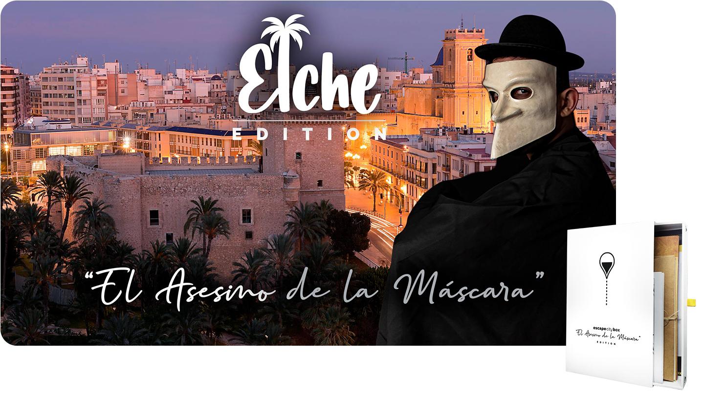 El Asesino de la máscara Elche