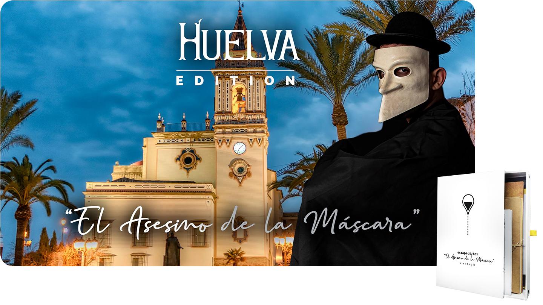 El Asesino de la Máscara Huelva