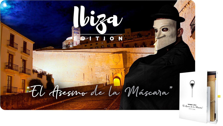 El Asesino de la máscara Ibiza