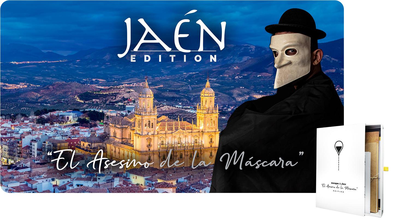 El Asesino de la máscara Jaén