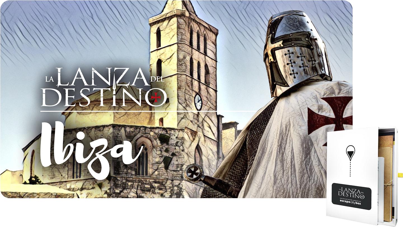 La Lanza del Destino Ibiza