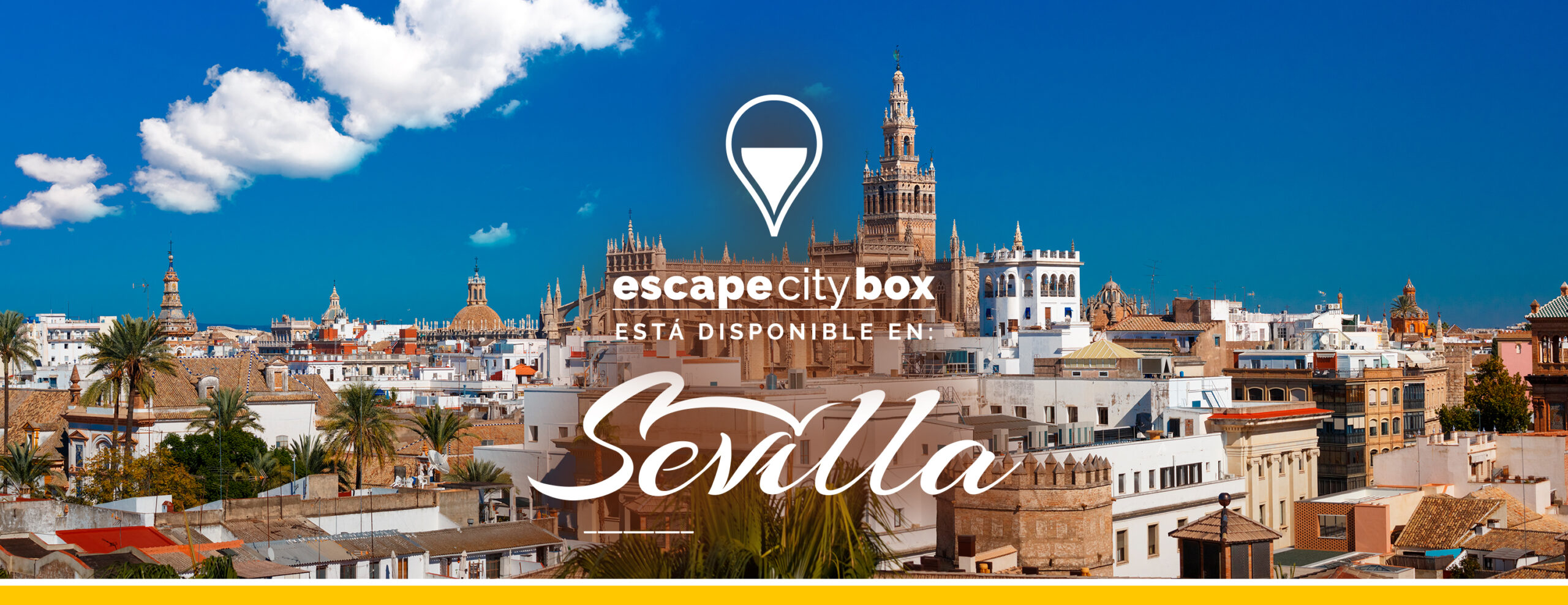 Escape city en Sevilla