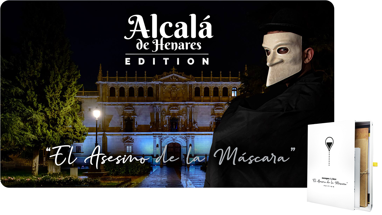El asesino de la máscara