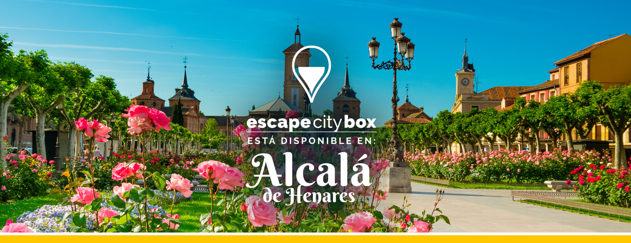 Escape room urbano Almería