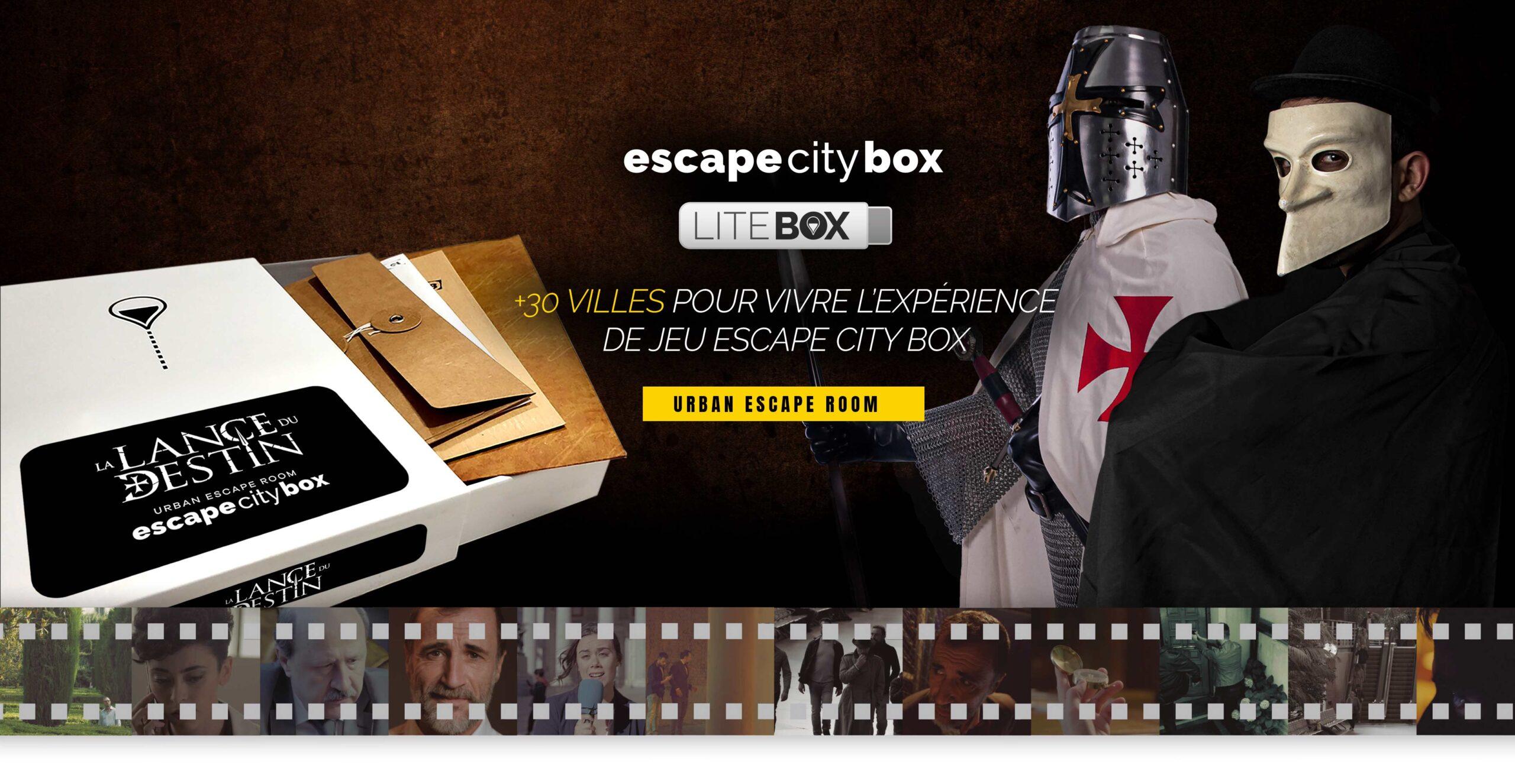 Escape Room por la ciudad