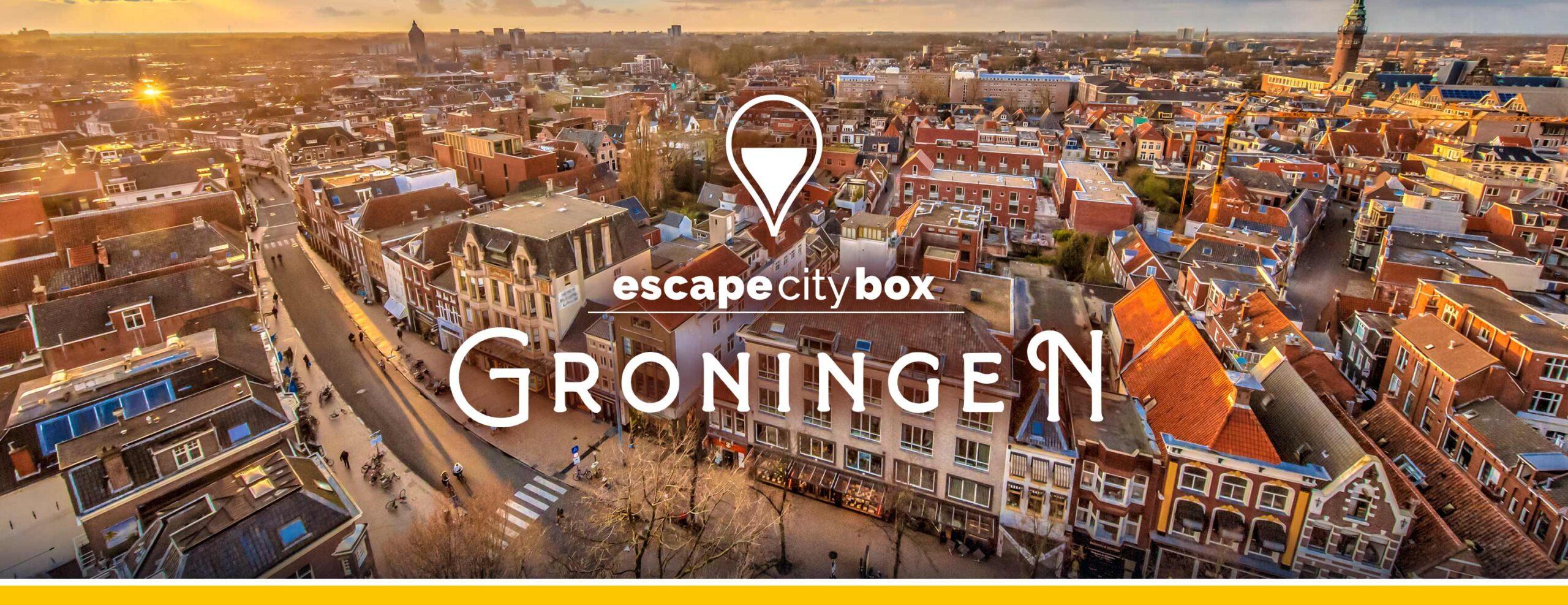 Escape Room in Groningen