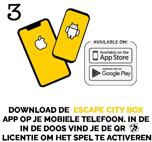 Como jugar escape city box